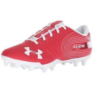 NWB Under Armour Men's Nitro Football Shoes